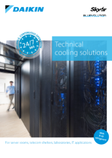140 - Infrastructure cooling brochure